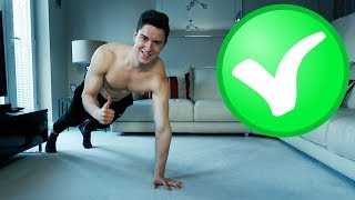 How To Warm Up For Calisthenics 🔥 thumbnail