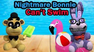 Gw Movie- Nightmare Bonnie Can't SWIM