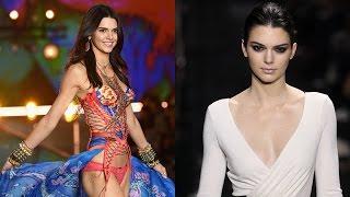 Best Kendall Jenner Runway Model Moments