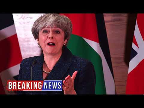 HOT NEWS Theresa May vows to beat Middle East terror | Daily Mail Online