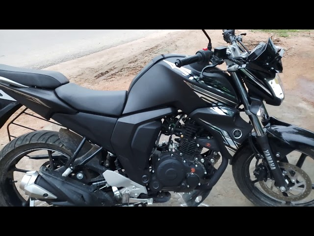 YAMAHA FZ-S DARK KNIGHT EDITION 2017