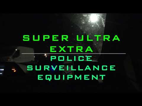 police surveillance Equipment
