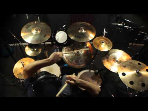 #COMGuitarContest | Kin | Shinedown | State of My Head | Drum Cover (Studio Quality)