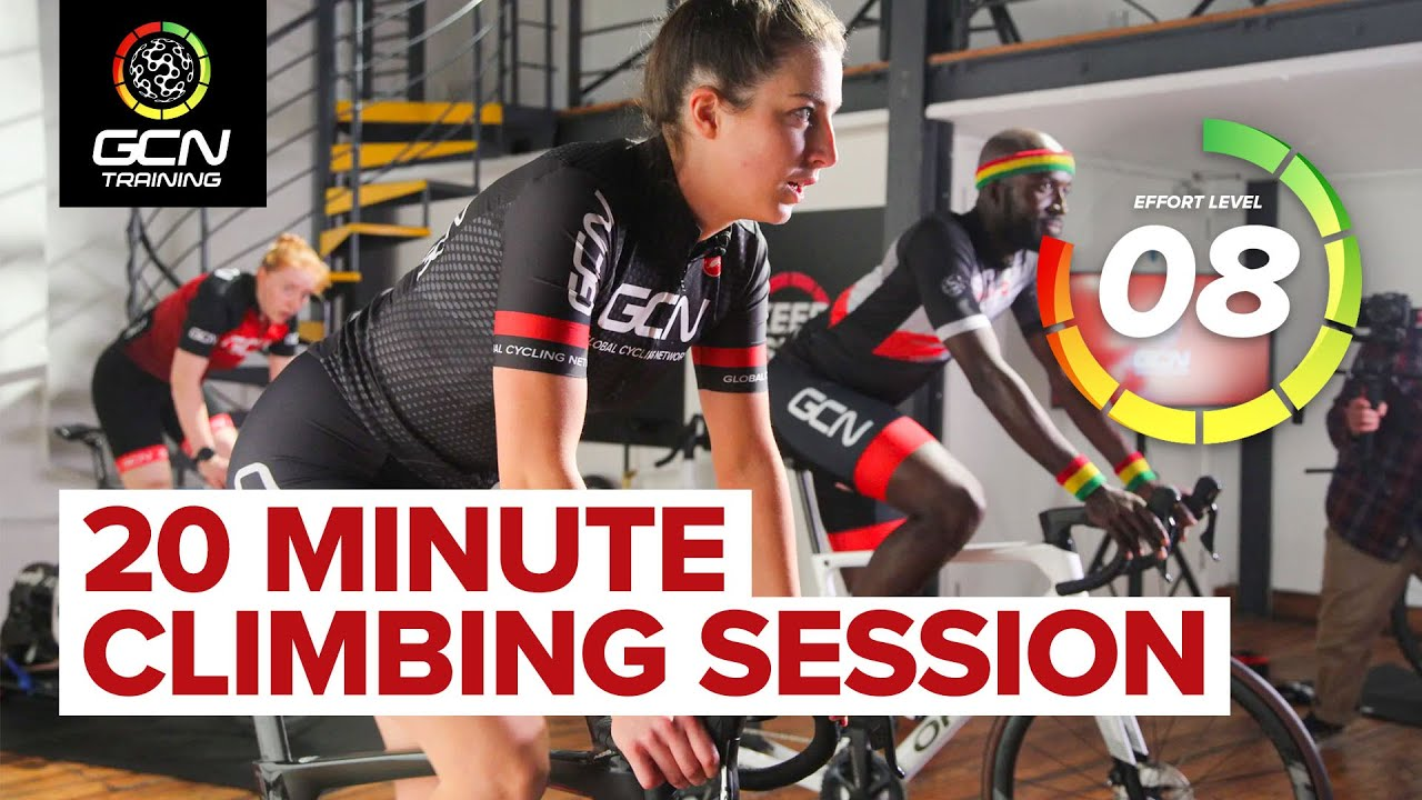 20 Minute Climbing Session | Conquer the climb