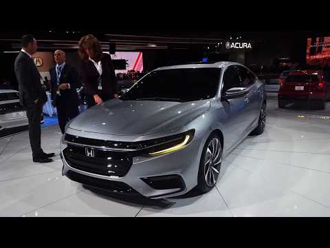 2019 Honda Insight - Walkaround, Features & Specifications