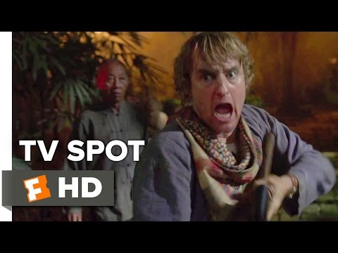 No Escape TV SPOT - Fight Back (2015) - Owen Wilson, Pierce Brosnan Movie HD