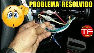 Porque o som perde as configurações quando desliga a chave de ignição do carro.