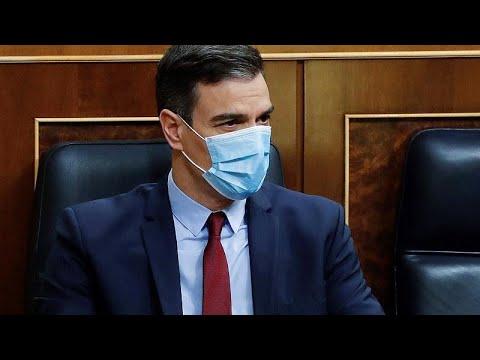 Премьер Испании извинился за ошибки
