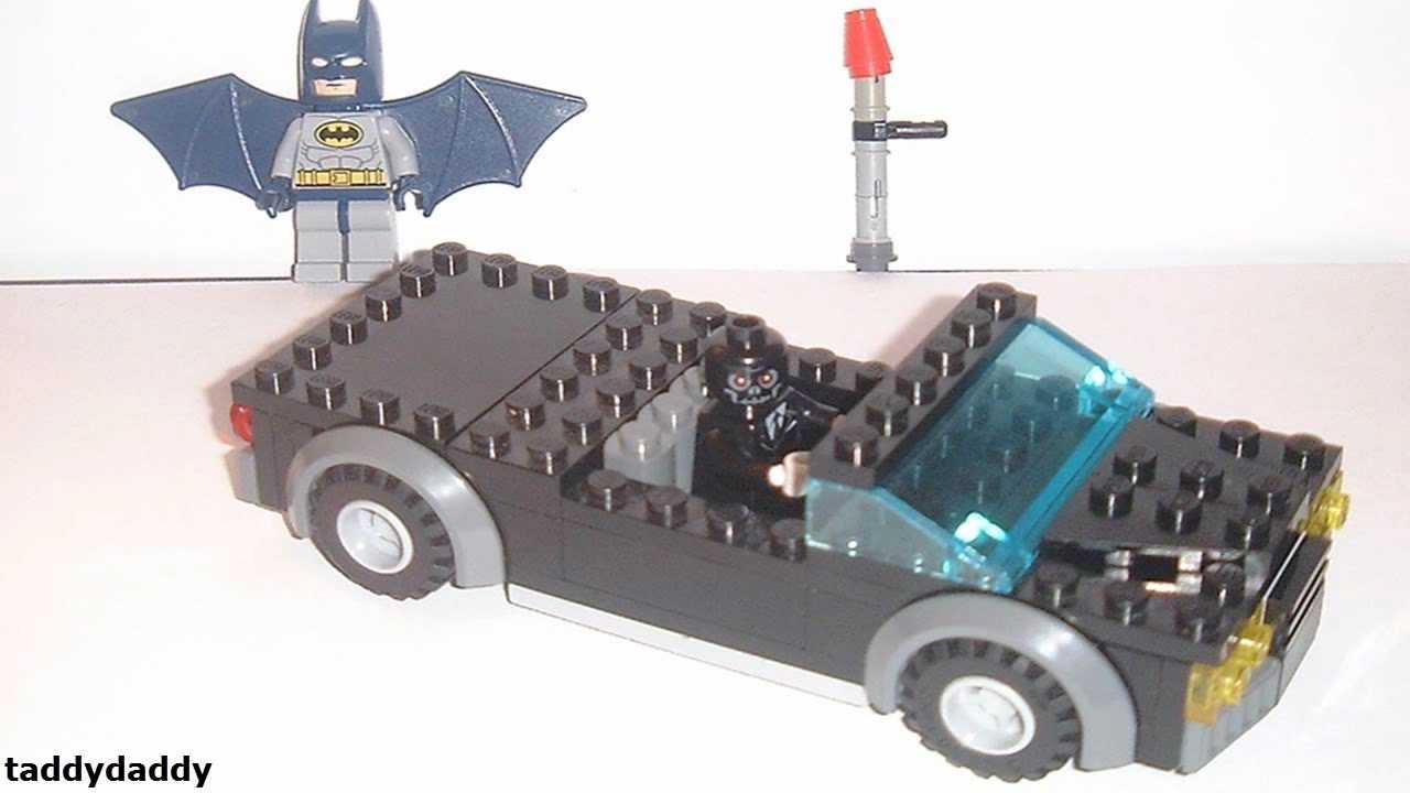 how to make a lego black mask muscle car youtube. Black Bedroom Furniture Sets. Home Design Ideas