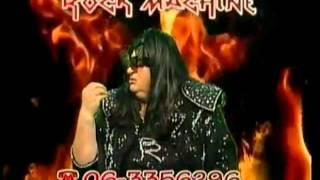 Richard Benson - Il cambiamento di Ester (frammento Rock Machine, delirio totale)