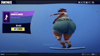 FORTNITE SMOOTH MOVES BASSBOOSTED