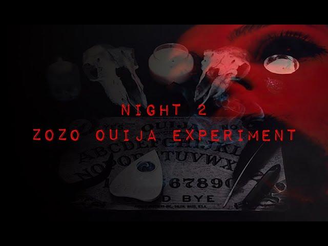 NIGHT 2 : ZOZO DEMON SUMMONING (What can go wrong?)