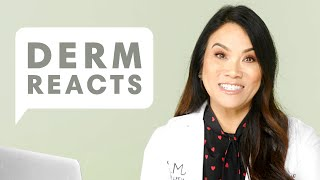 Dr. Pimple Popper Reacts to the Go To Bed With Me Comment Section and Answers Acne Questions