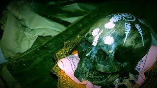 Hua Prai Pragay Mas Necromantic Skull