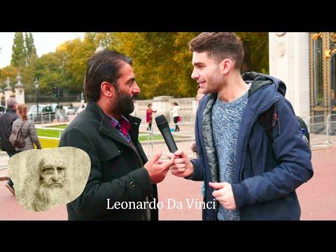Domande a Londra : Chi sono gli italiani più famosi all'estero ?  -thepillow