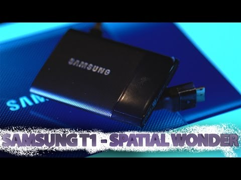 Samsung T1 Portable SSD - Computer-less Memory card back-up