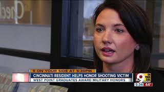 Cincinnati nurse helps honor Florida shooting victim Peter Wang