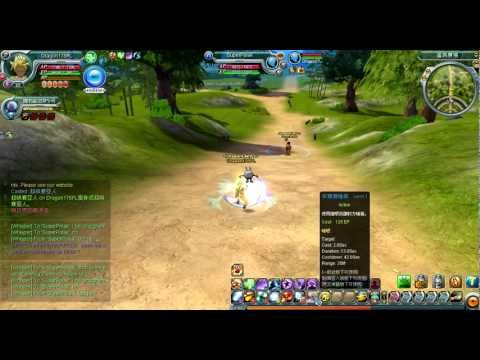 DBO DragonClanPL PVP.avi