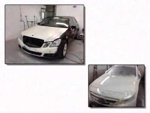 Car Accident Repairs Peggs Accident Repair Centre YouTube - Mercedes benz body repair centre