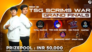 Garena Free Fire Squad Tournament Grand Finale || Which Team Is Best? Powered By Game.Tv - Free Fire