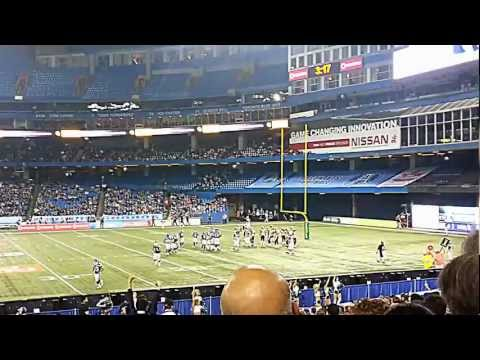 TOUCHDOWN ARGOS!!! Oh and a bald dude lol
