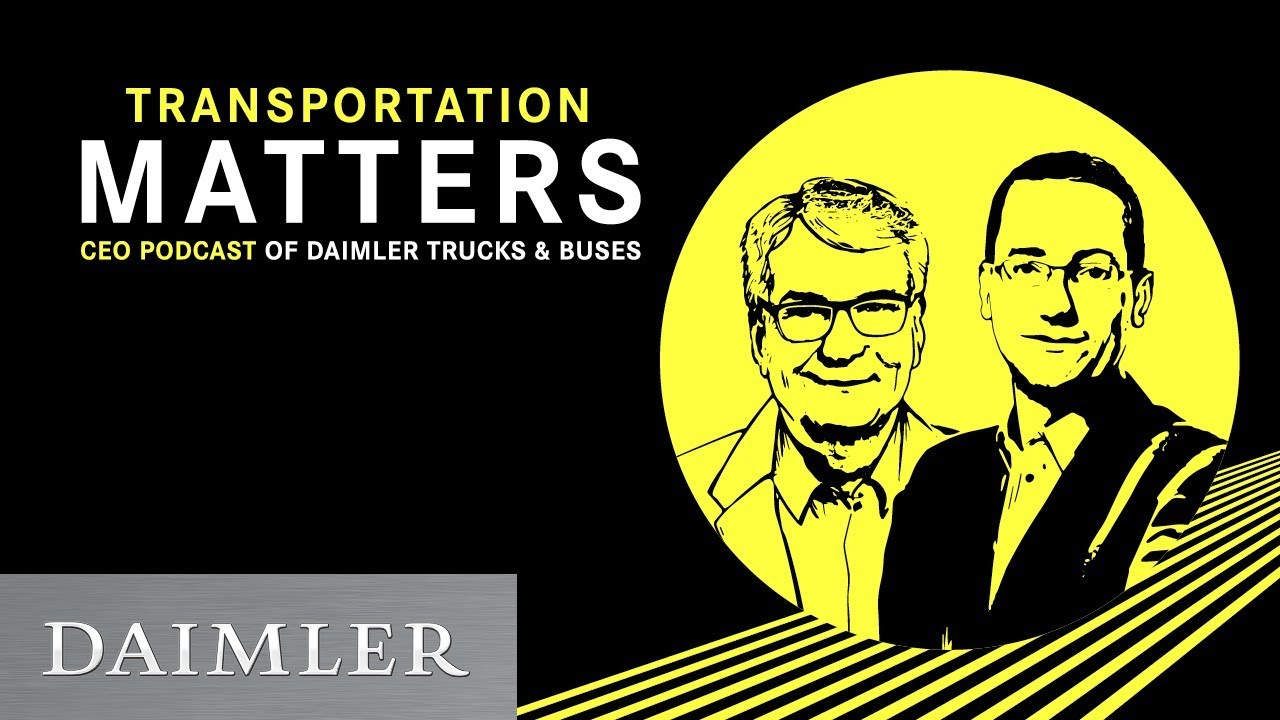 Transportation Matters | #01.05 Daniel Schäfer on Globalization