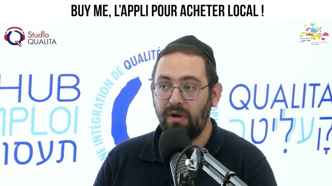 Buy me, l'appli pour acheter local ! - HUB#107