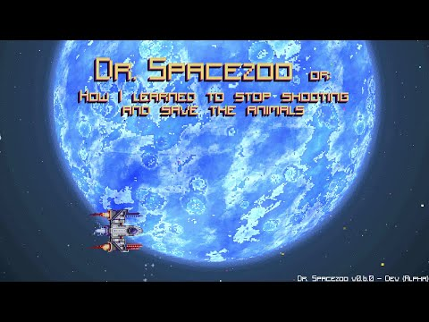 Dr. Spacezoo - Steam Early Access Release Trailer
