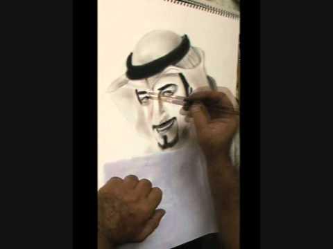 The Kuwaiti Artist