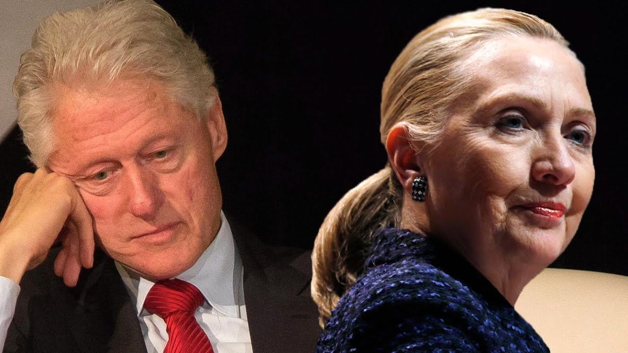 Image result for Hillary and bill clinton angry