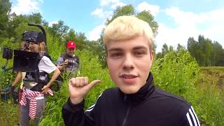 #ЛОVIVlog - Backstage клипа группы ФАБРИКА
