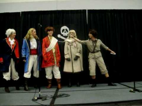 Anime Expo Karaoke - I'll Make a Man Out of You