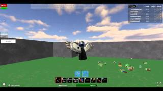 Roblox: Gear Demonstration - Artemis Bow