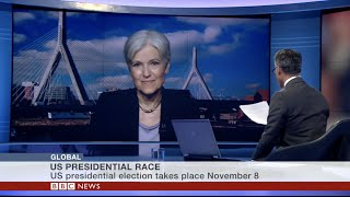 Smug BBC Host Tries to Discredit Jill Stein, but Fails Miserably