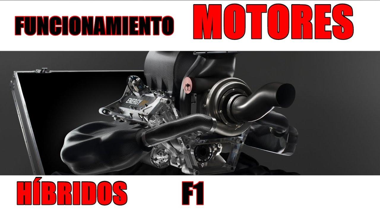 ¿Cómo FUNCIONAN los MOTORES ???? HÍBRIDOS V6 de FORMULA 1? ????EXPLICACIÓN *F1* Libro + SORTEO ????