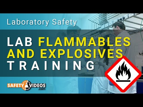 flammables-and-explosives-in-the-laboratory---[lab-safety-training-video]