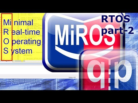 Embedded Programming Lesson 23: RTOS part-2
