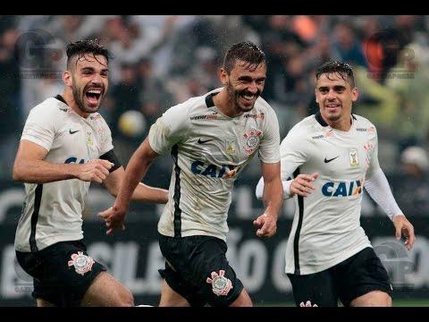 Corinthians 2 x 1 Coritiba - GOLS E MELHORES MOMENTOS - Campeonato Brasileiro - 04/06/2016