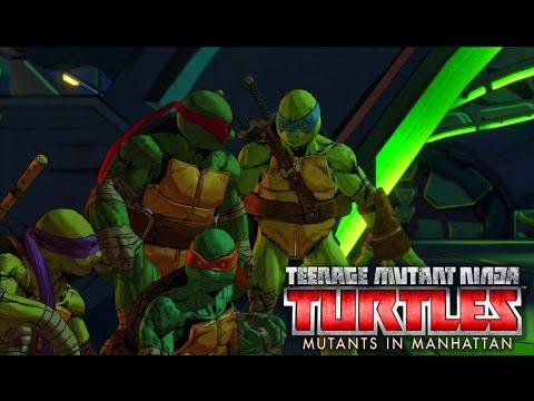 TMNT: Mutants In Manhattan #7 General Krang