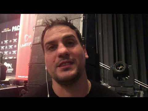 Phil logreco who faced Spence on Mikey vs Errol