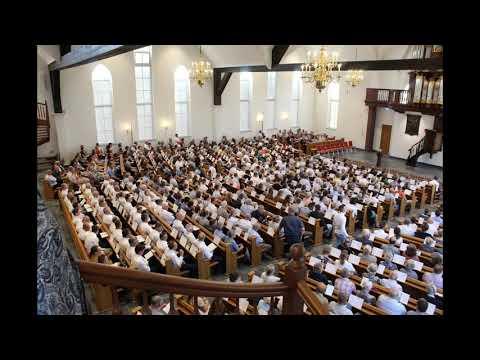 Ouderkerk A/d IJssel : Samenzang Psalm 47 Vers 3 En 4