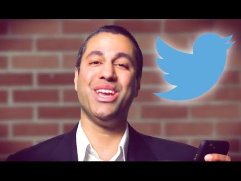 "FCC's Ajit Pai Laughs Off Criticism with Cringeworthy ""Mean Tweets"" Sketch"