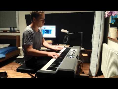 Zedd ft. Jon Bellion - Beautiful Now - Piano Cover
