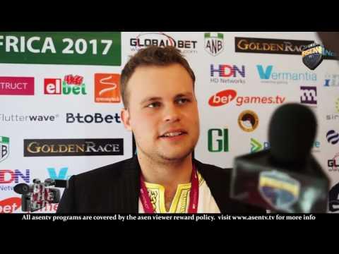 OnTheGo with Jordan Crossley, organiser Sports Betting West Africa