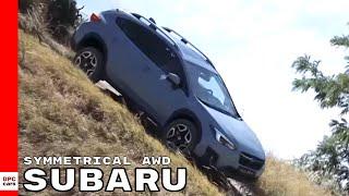 2018 Subaru XV Crosstrek Symmetrical AWD