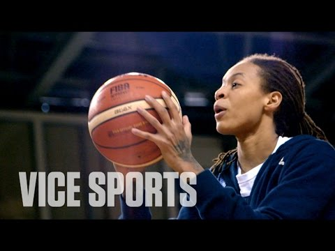 The Second Jobs of WNBA All-Stars: Seimone Augustus in Russi