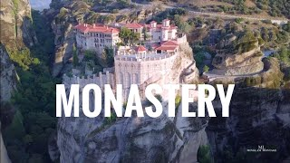 Monastery Meteor Greece ~ One Shot