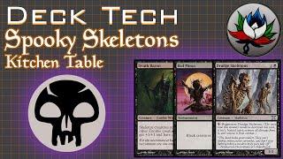Spooky Skeletons Halloween Casual Deck Tech – Mtg!
