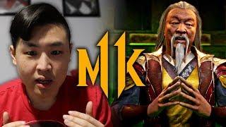 Mortal Kombat 11 - Shang Tsung Reveal Trailer!! [REACTION]
