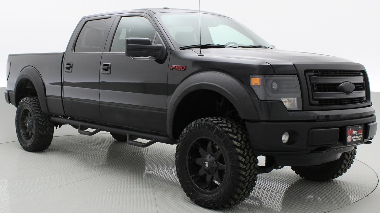 lifted 2014 ford f 150 fx4 4wd by rtxc canada youtube. Black Bedroom Furniture Sets. Home Design Ideas